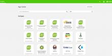 Screenshot App Center UCS 4.3