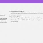Screenshot Univention Corporate Client Einrichtungsassistent in UCS 4.2