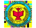Kandhar University - Logo