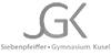 Logo Gymnasium Kusel SchwarzWeiss