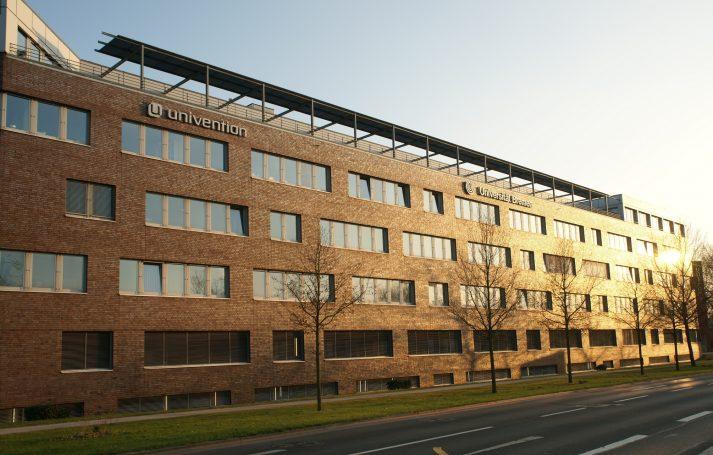 Foto: Hauptsitz Univention Bremen