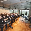 Technical workshops were well attended.