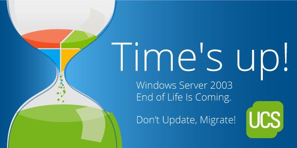 Support für Windows Server 2003