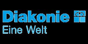 Diakonie eine Welt Logo