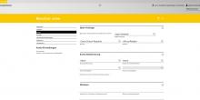 Benutzereinstellungen über die Univention Management Console