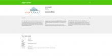 App Center Detailseite owncloud