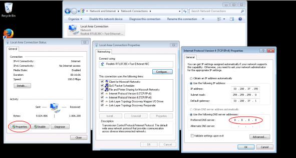 Windows adapter settings 2