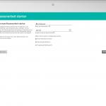 Screenshot UCS@school klassenarbeit starten