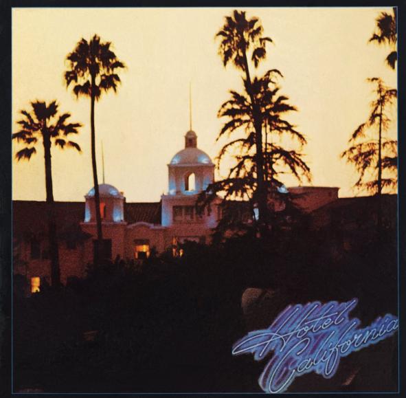 Hotel California Album