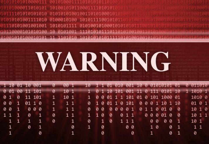 antivirus. Binary code, technology background