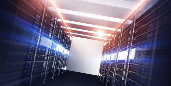 Datencenter Server