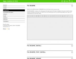 App Center Provider Portal. Screenshot: Jenkins