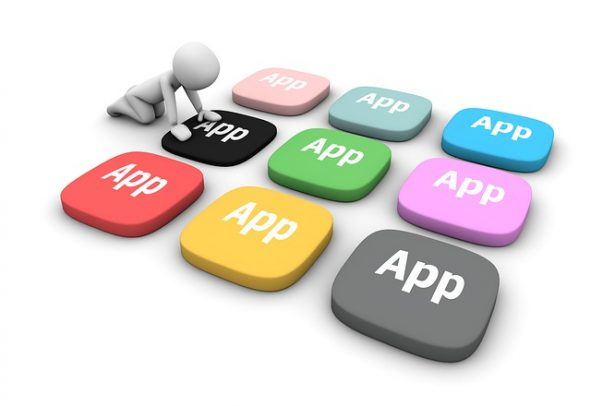 Apps to choose from
