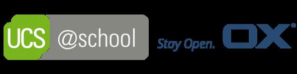 Logo Ucs@school und OX