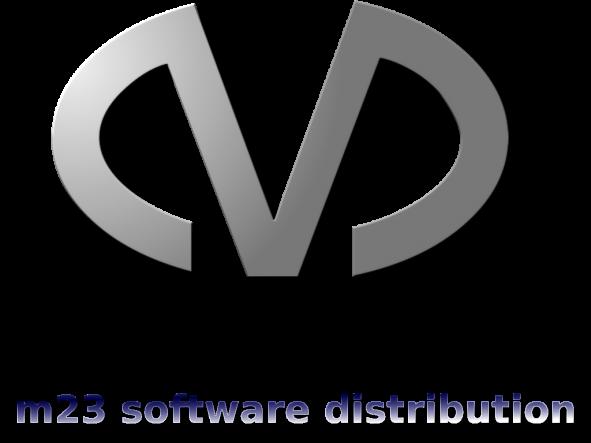 Logo m23 software distibution