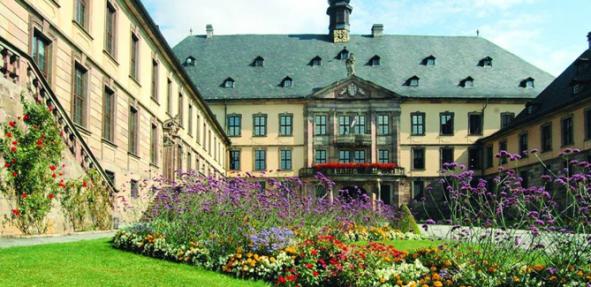 Foto vom Rathaus in Fulda