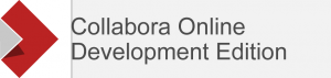 Logo von Collabora Online Development Edition