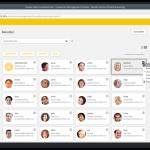 UCS Screenshot Benutzermenü: User löschen