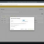 UCS Screenshot Passwort für neuen Benutzer anlegen