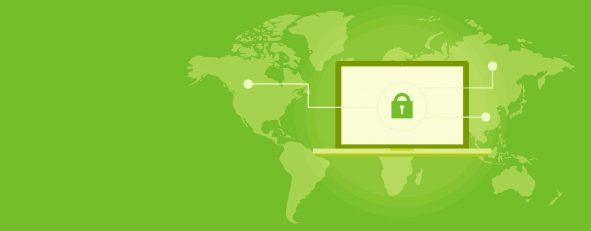 Welt-Laptop-Sicherheit