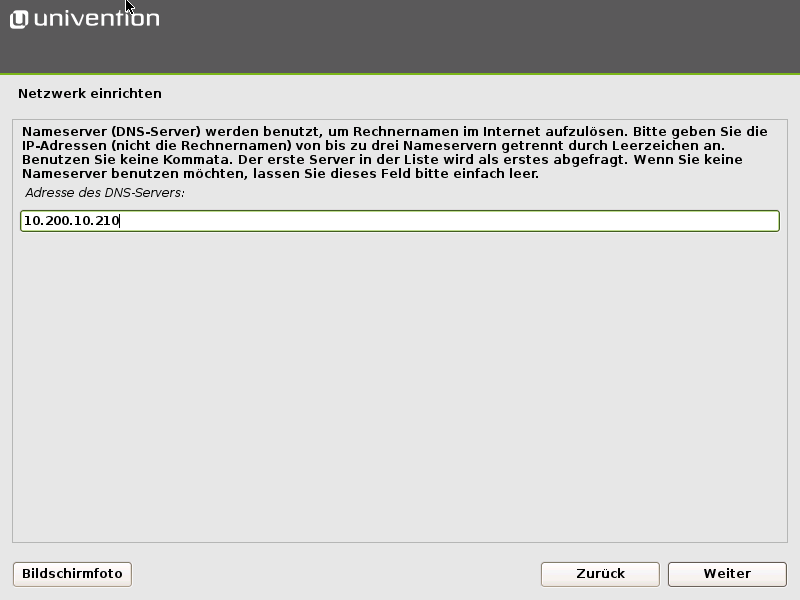 LDAP-Replikation in UCS einrichten
