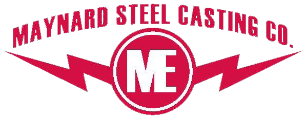 Logo Maynard Steel Casting Co.