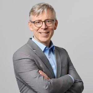 Peter Ganten CEO Univention - halbnah