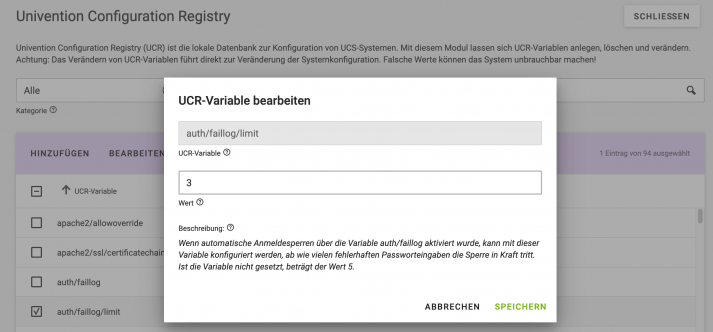 screenshot:UCR-Variable anpassen für Obergrenze in UCS