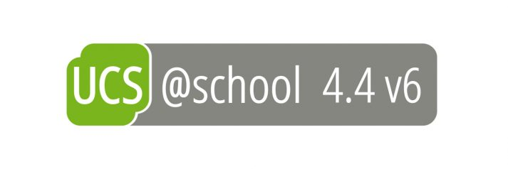 Logo der UCS@School-Version 4.4 v6