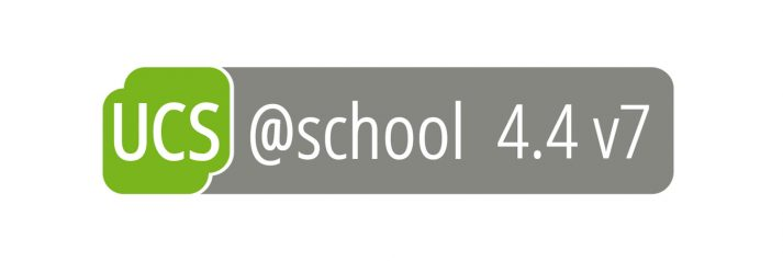 UCS@school Version 4.4 v7 Logo