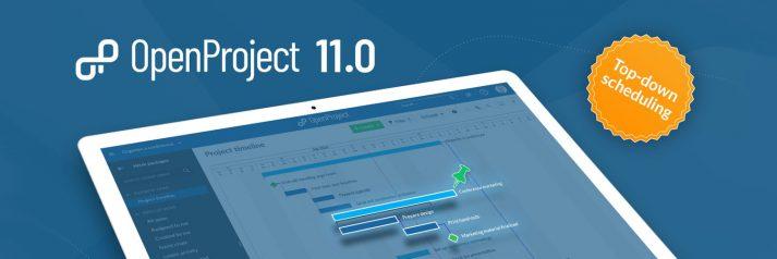 OpenProject 11.0