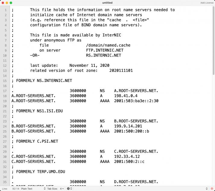 root-server-information