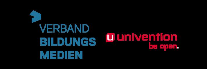 Pilotrojekt BILDUNGSLOGIN: Logos Univention und Verband Bildungsmedien