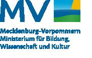Logo Ministerium für Bildung, Wissenschaft und Kultur Mecklenburg Vorpommern